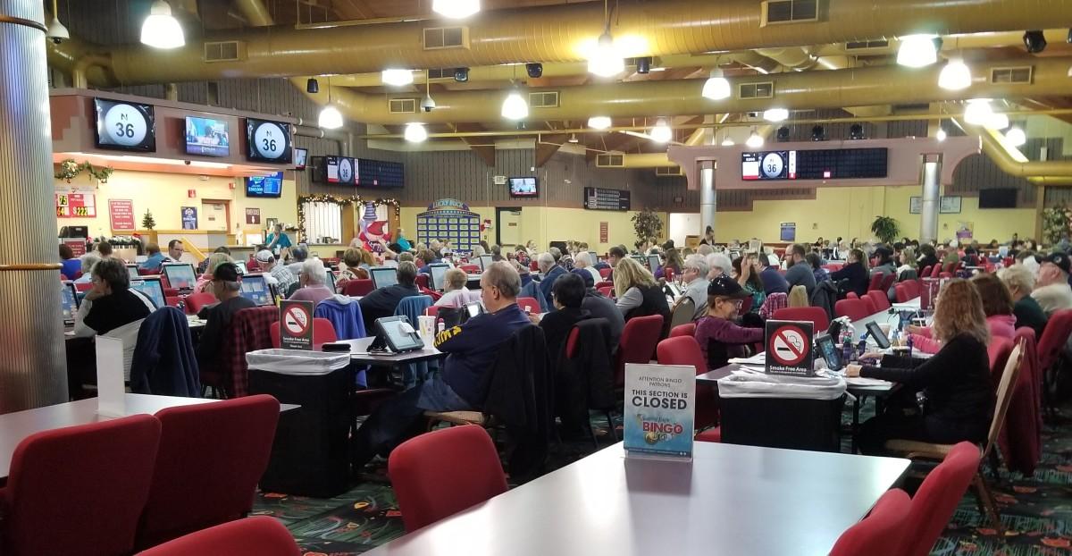 Bingo Parlor - Slot Palace - Mt Pleasant, MI