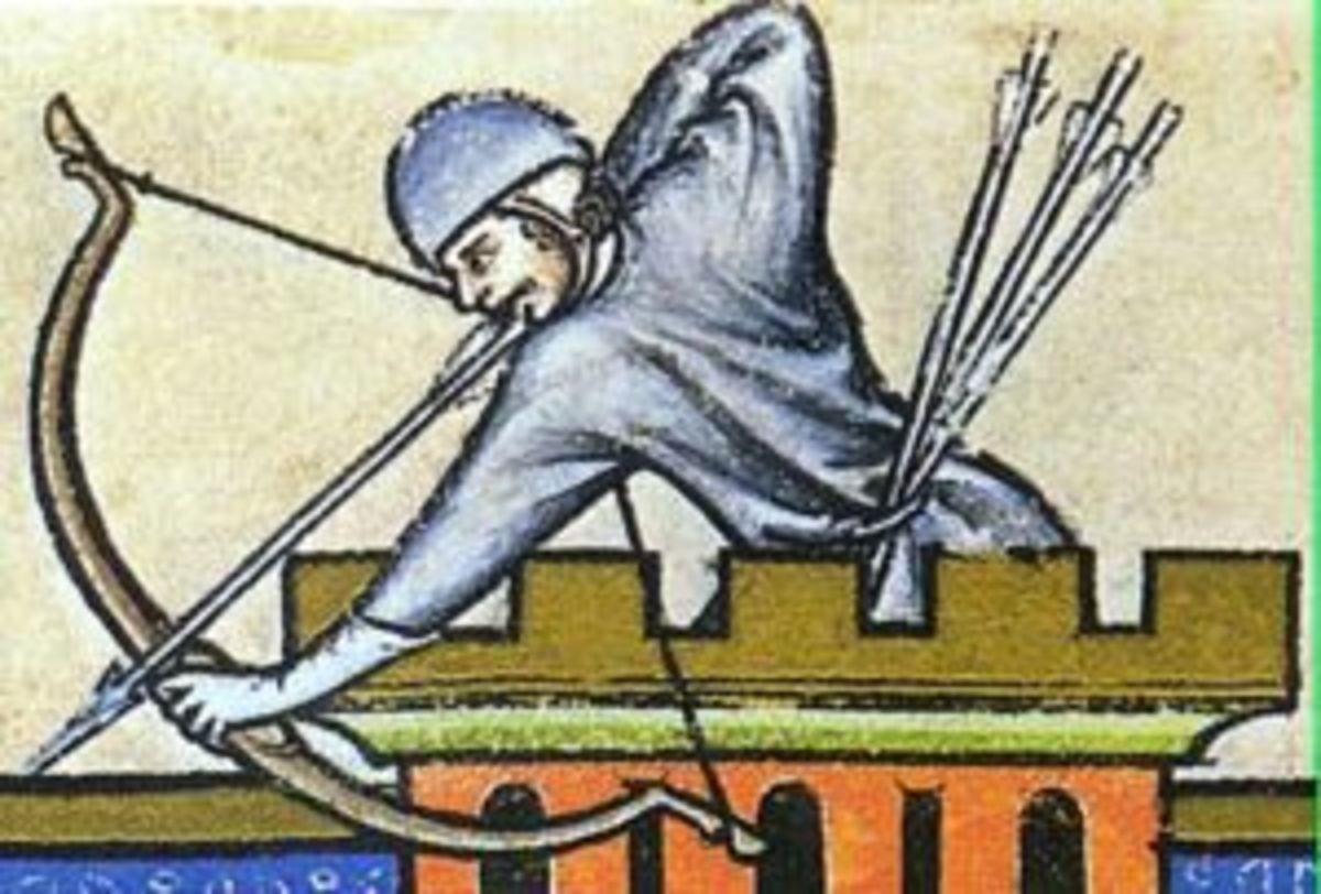 Archery Archive: Making the Maciejowskie (part two)