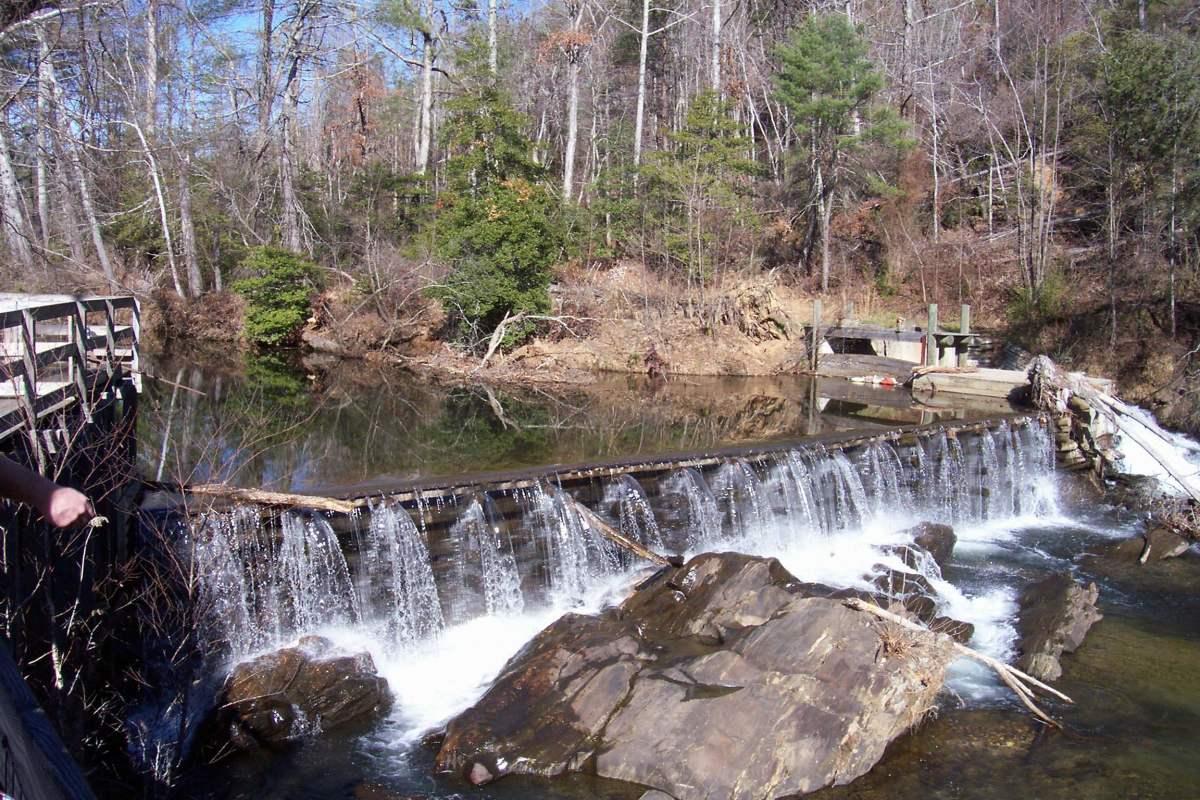 Appalachian Mountains and the Appalachian Trail