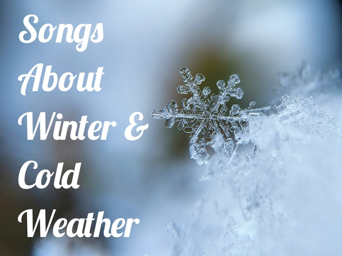 48 Songs About Winter and Cold Weather