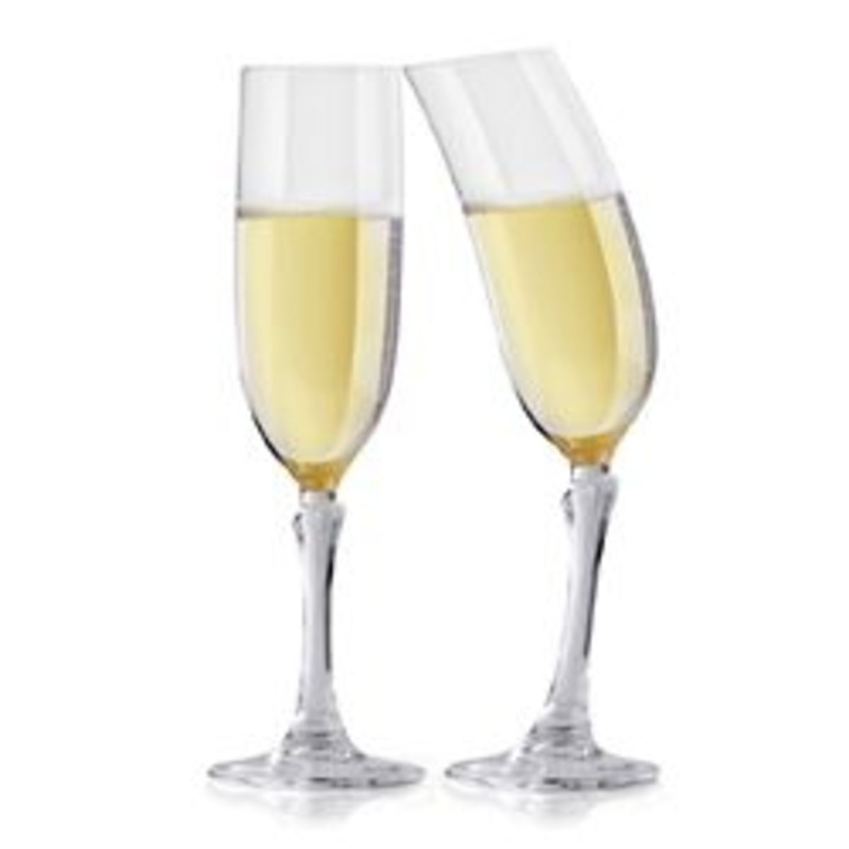 Wedding toast glasses
