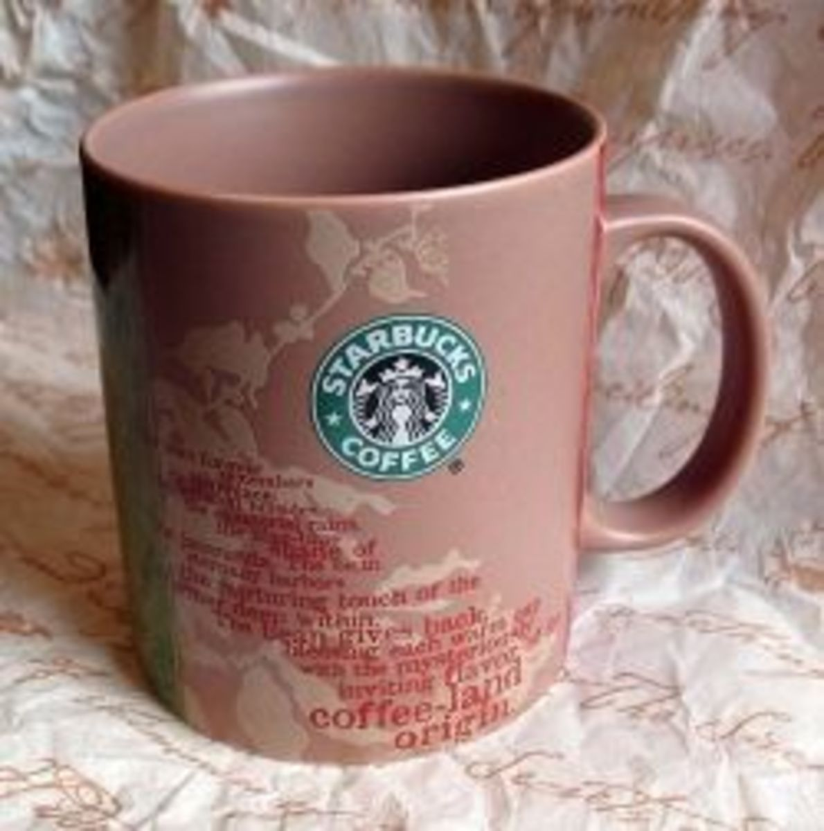 Starbucks Bean Mug