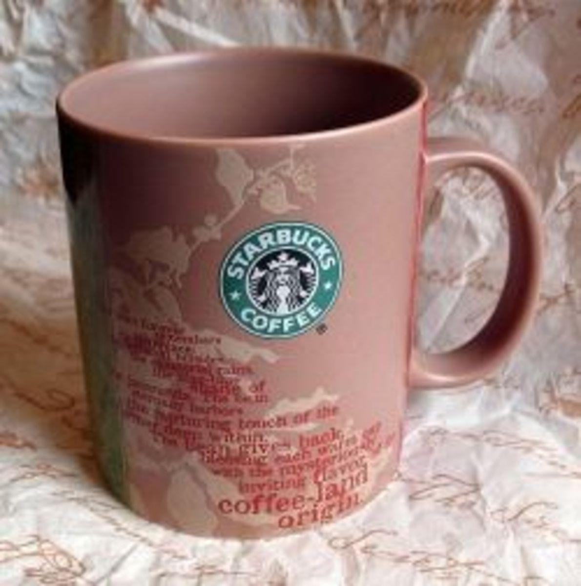 Starbucks Bean Mug