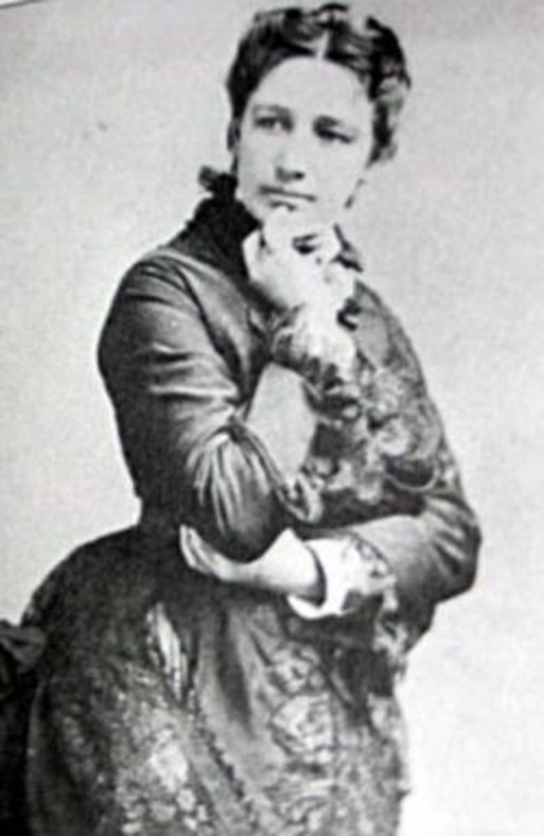 first woman to run for president in the us - victoria woodhull