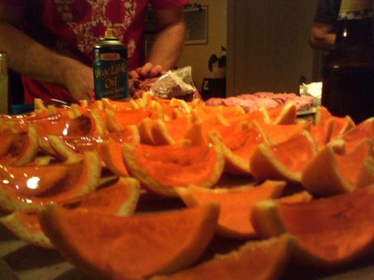 Orange Slice Jello Shot