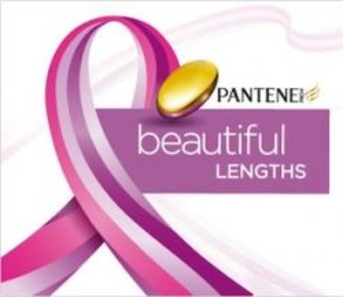 Pantene beautiful lengths hair donation program