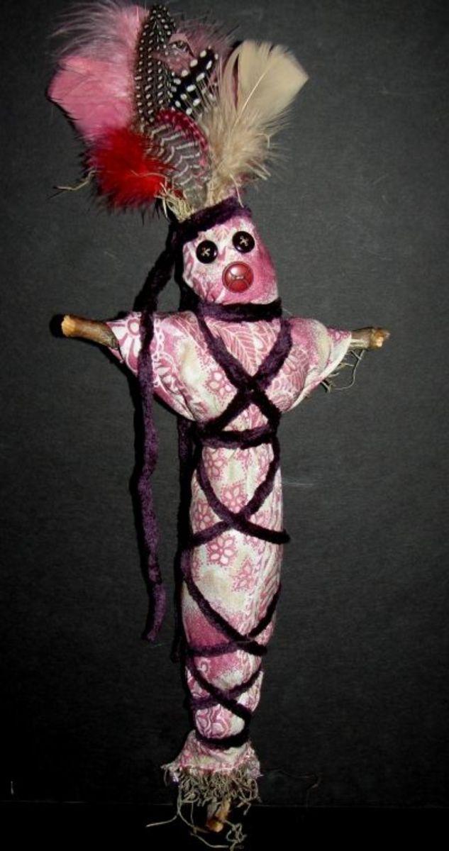 General Purpose Voodoo Doll