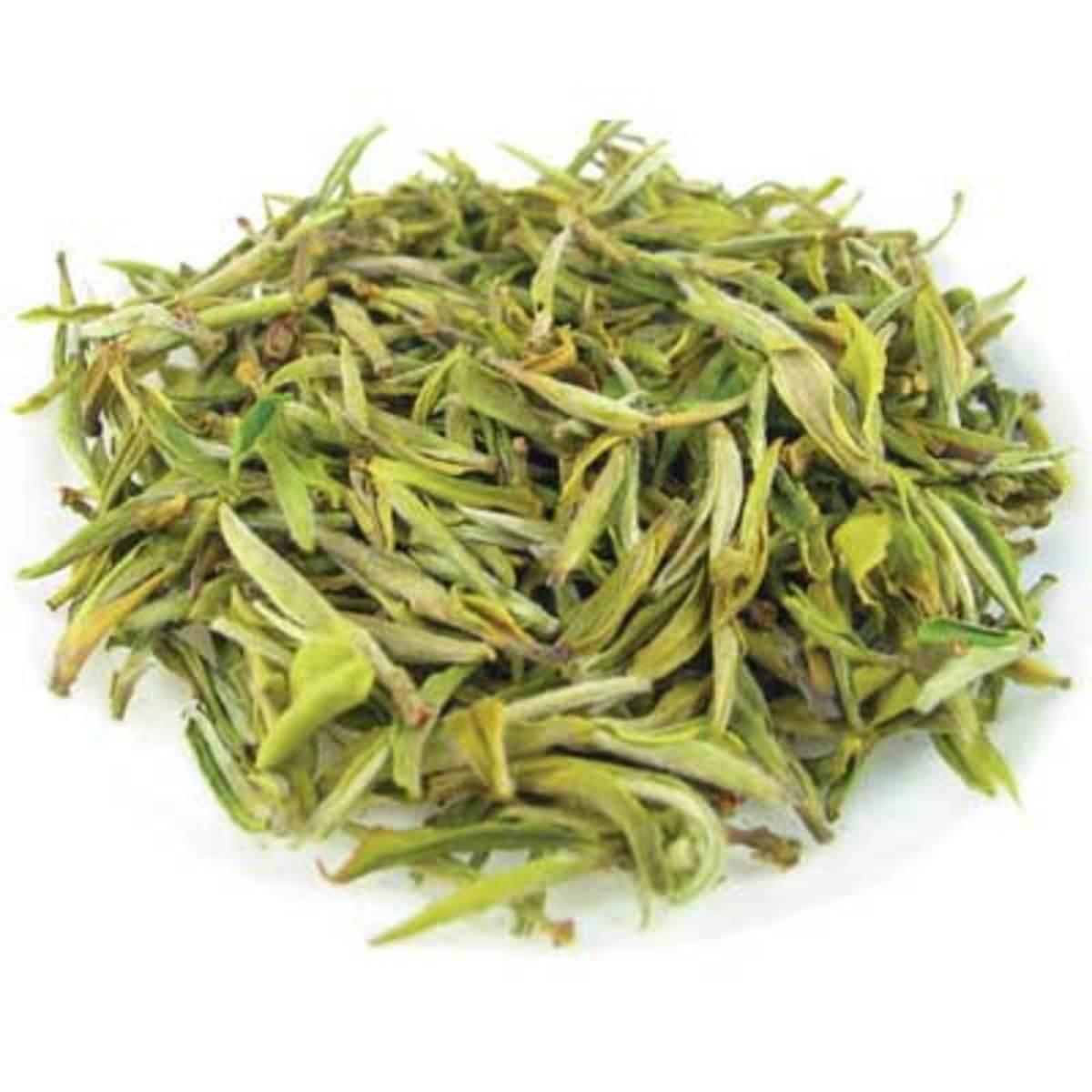 Yellow Mountain Fur Peak Tea Leaves