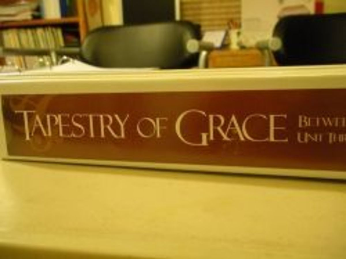 Tapestry of Grace Planning