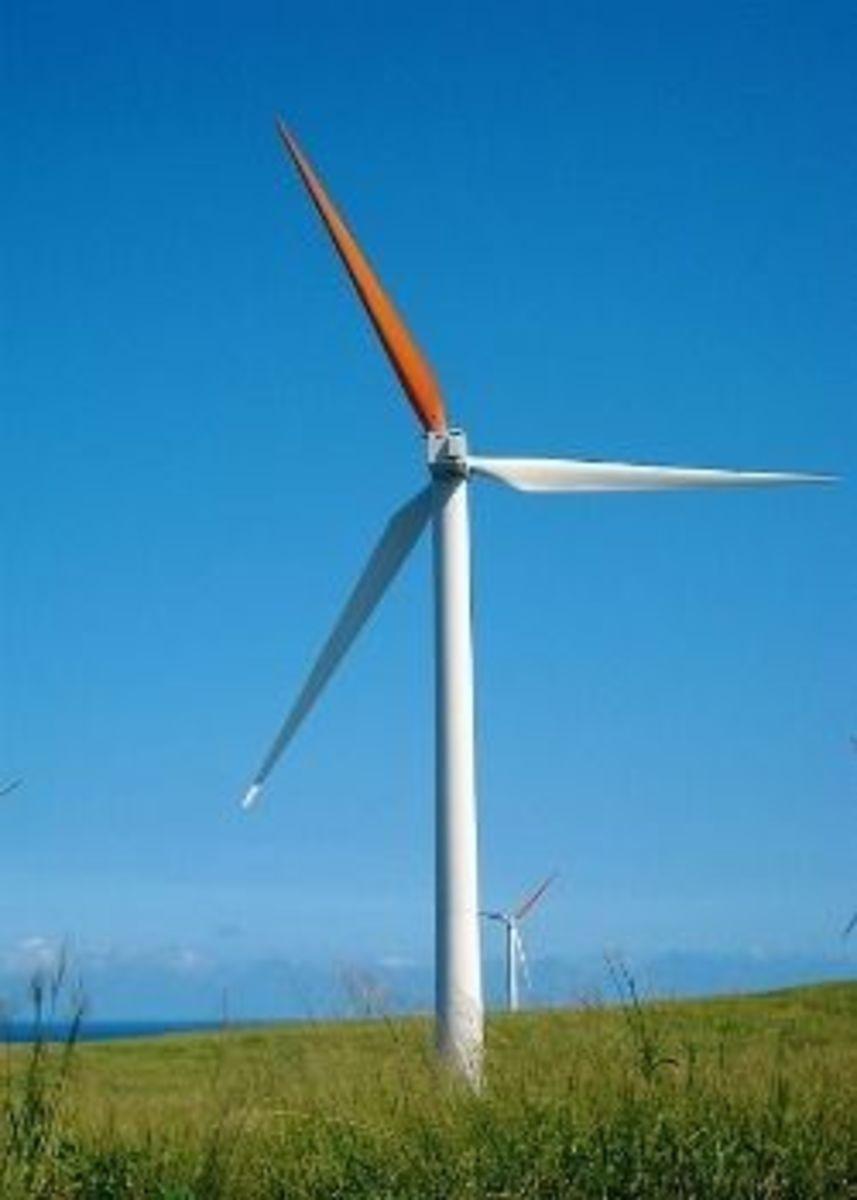 Hawi Wind Farm Hawaii