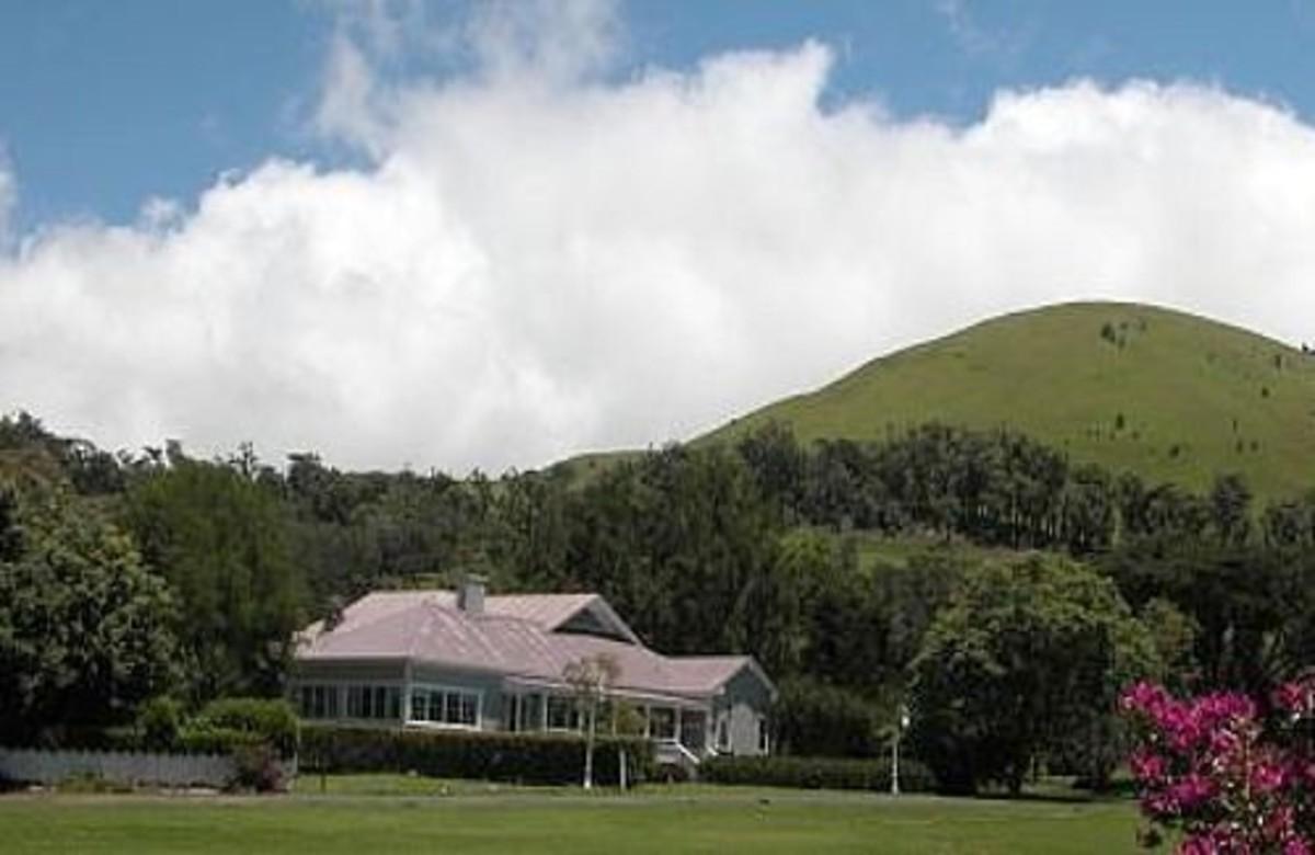 Historic Jacaranda Inn Waimea Big Island of Hawaii