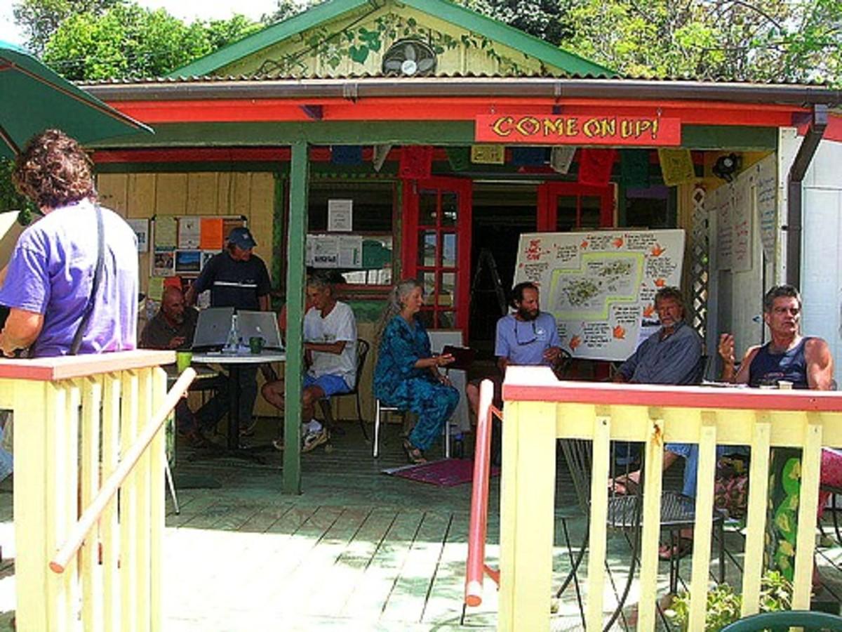Global Warming Cafe - Hawi, HI