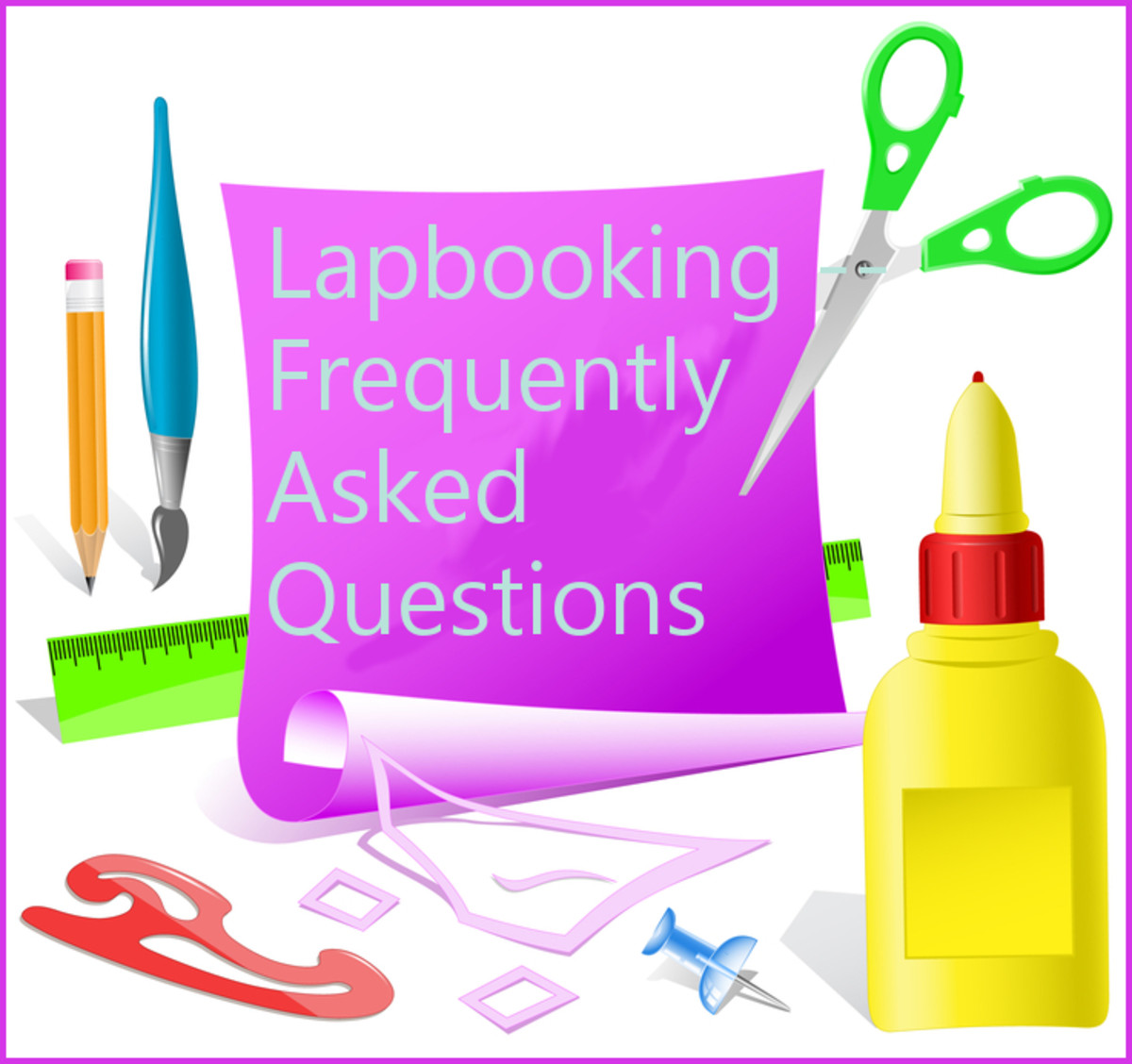 Lapbooking -- Frequently Asked Questions
