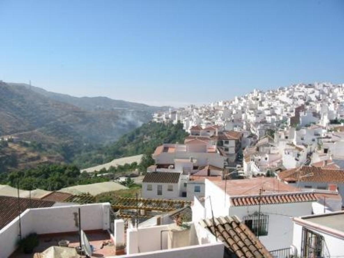 Torrox Pueblo is an old Moorish whitewashed village in Andalusia, Southern Spain.
