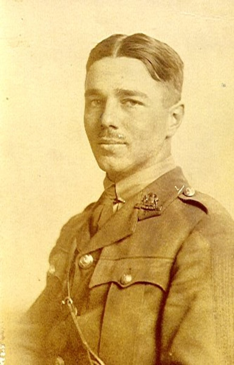 A Poet of the Great War: Wilfred Owen