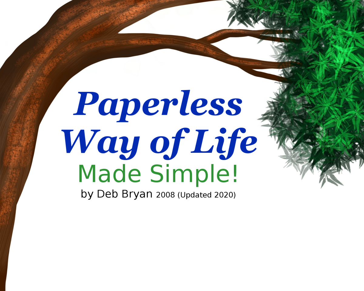 "Image Credit: CC0 Licensed by Deb Bryan (Deborah ""GypsyOwl"" Bryan) for the Paperless Way of Life Made Simple! publication."