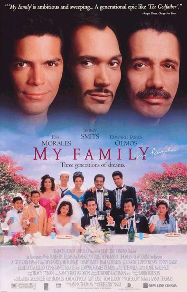 Mi Familia/My Family - Character Construction of Stereotypes