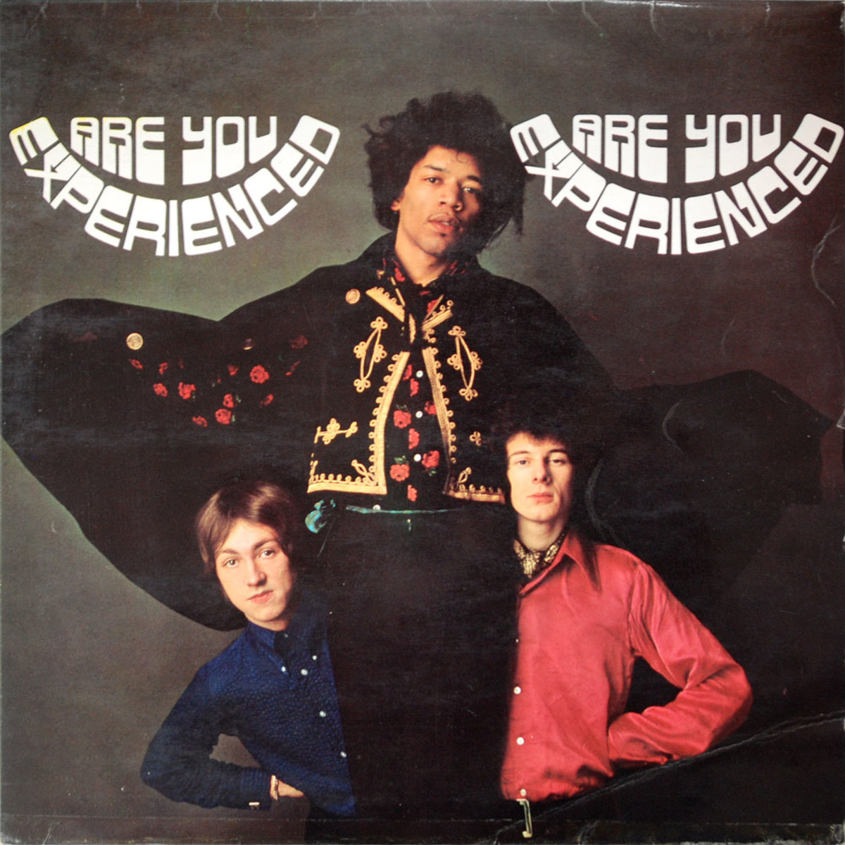 "Jimi Hendrix Experience ""Are You Experienced"" 1967 Track Records 612001 12"" Vinyl Record (1967)"