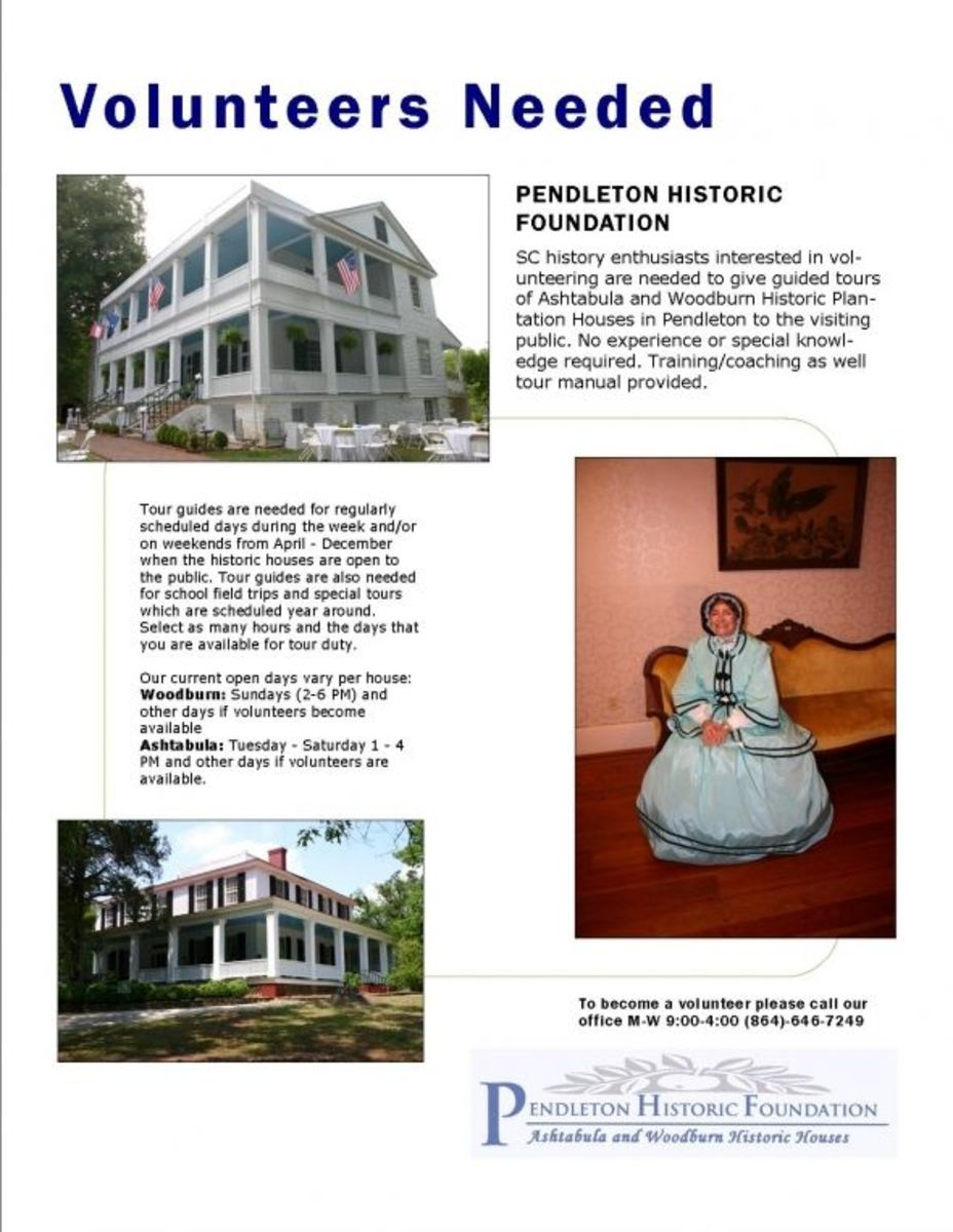 Pendleton Historic Foundation