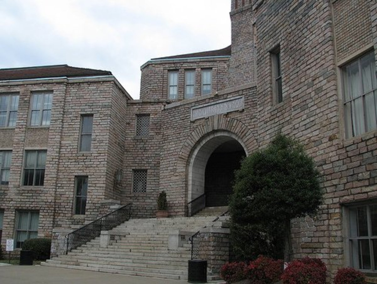 Ghost caught at asheville high school nc and other haunted places