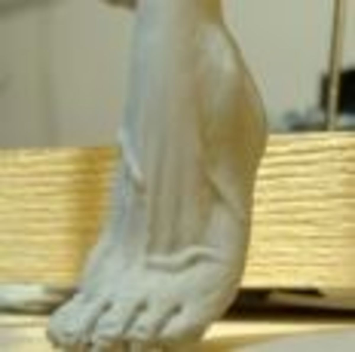 Feature Focus: Sculpting Feet