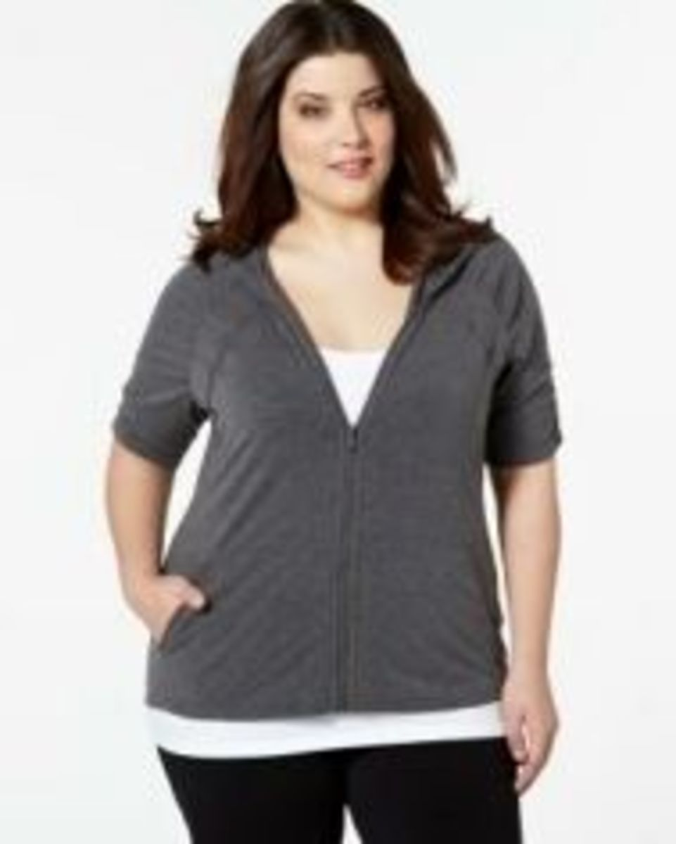 plus size active wear from Addition-Elle