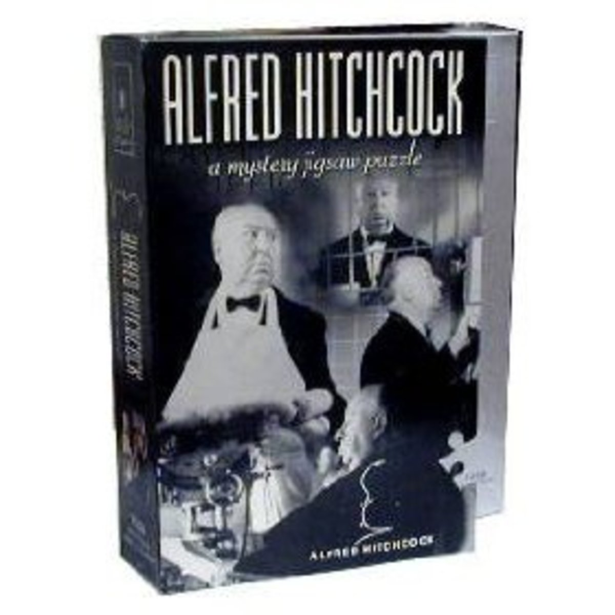 Alfred Hitchcock Jigsaw Puzzle