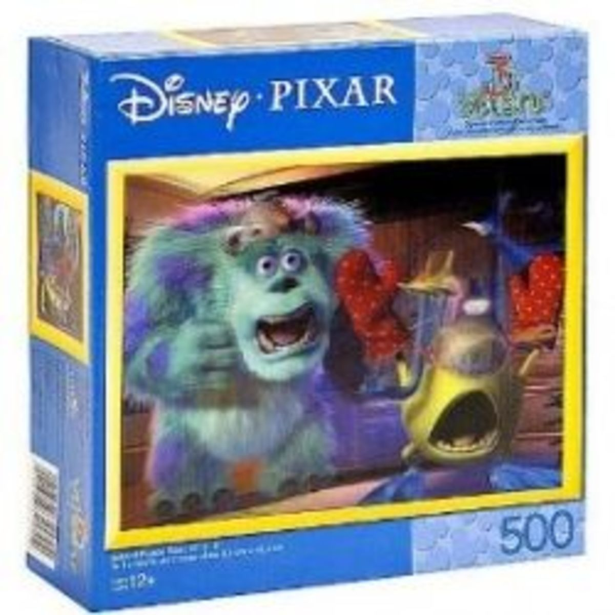 Monsters Inc. Jigsaw Puzzle