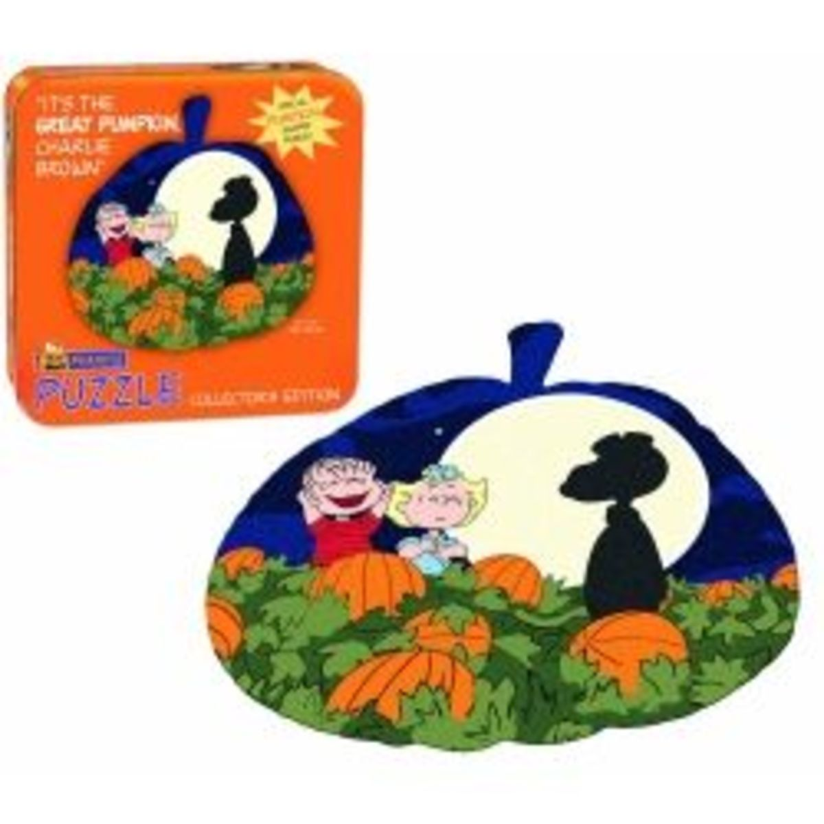 It's the Great Pumpkin, Charlie Brown Jigsaw Puzzle