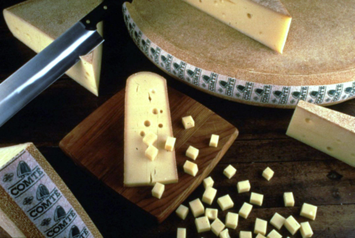 French Cheese Comté