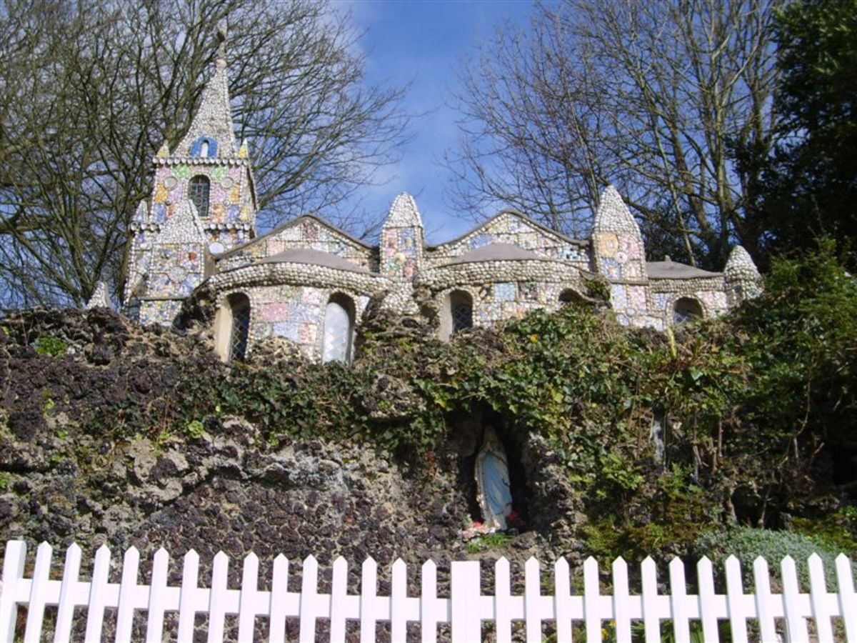 The Chapel Outside