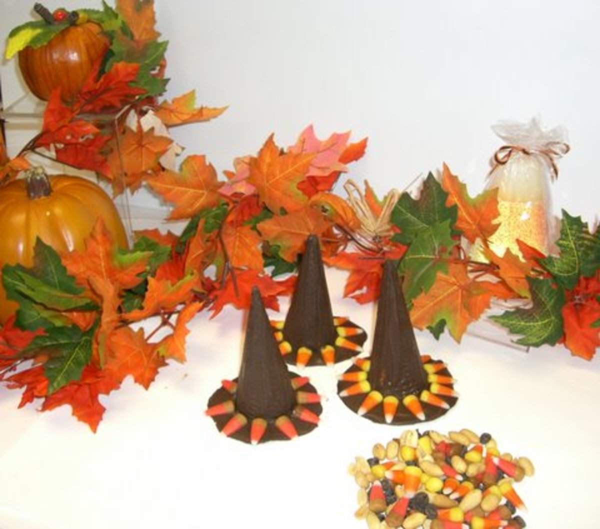 Halloween witches hats recipe
