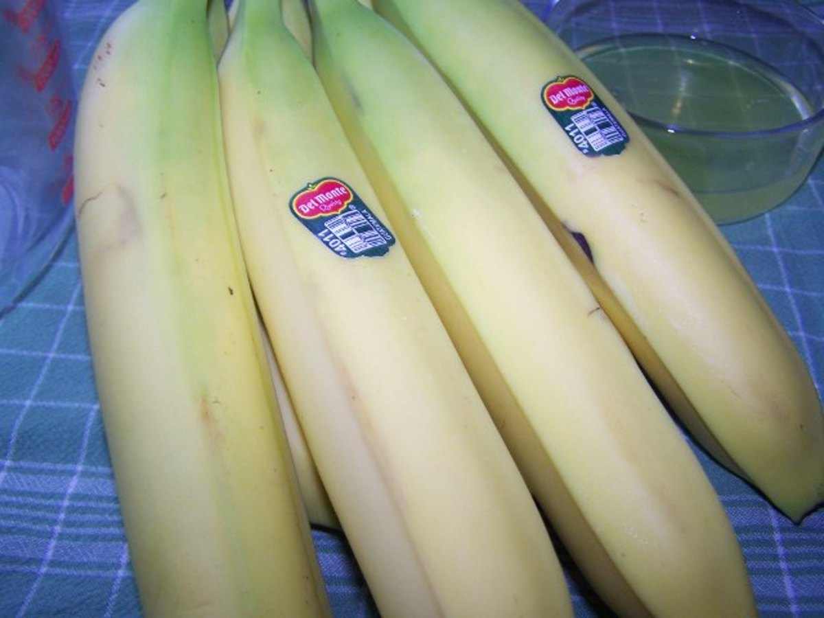 Morning Banana Diet of Japan For Weight Loss.