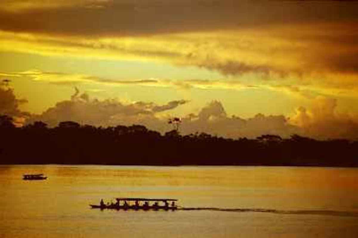Yarinacocha lake