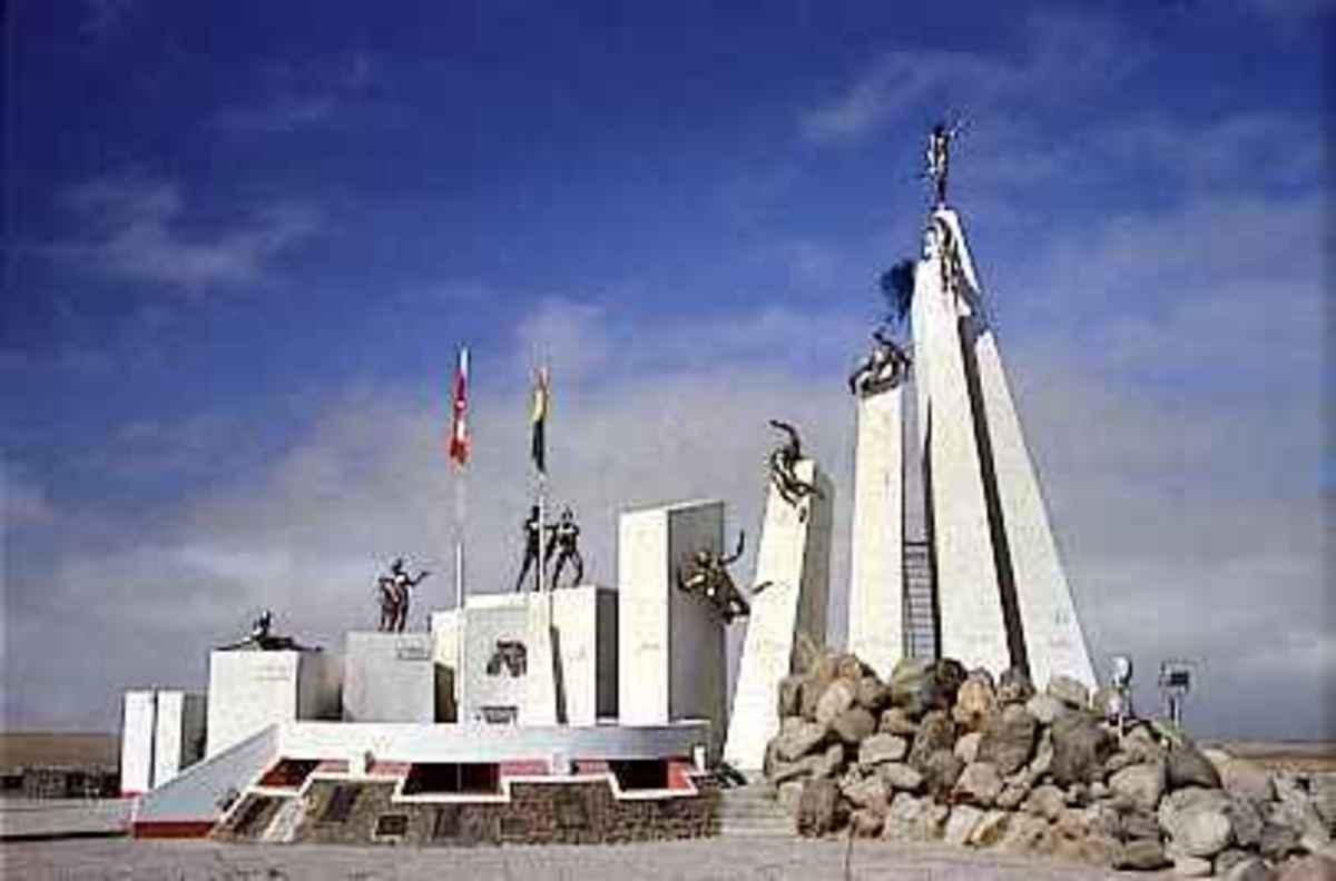 Monument Alto de la Alianza