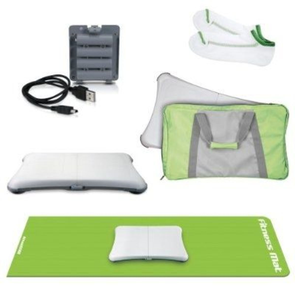 The 5 in 1 Fitness Bundle