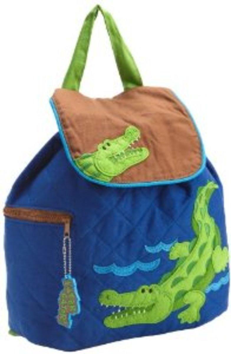 Alligator Backpack