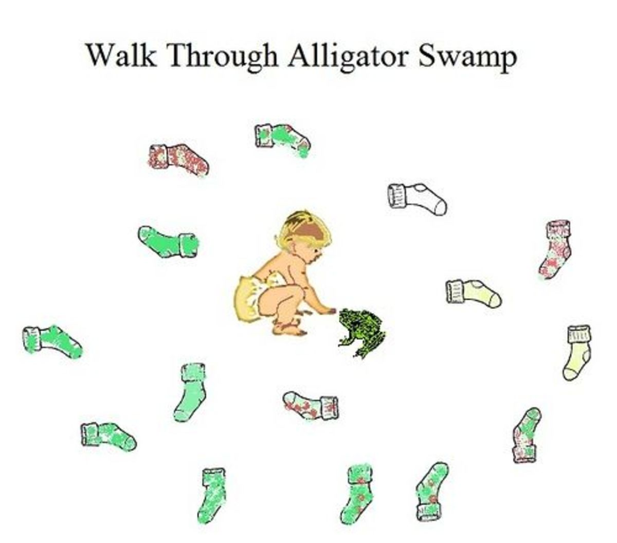 Alligator Game