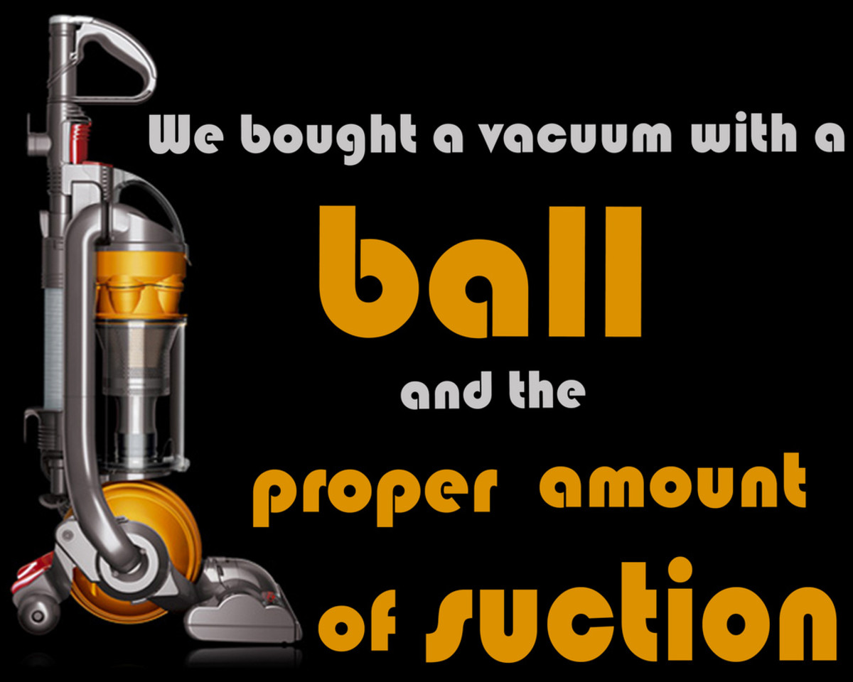 My New Dyson Ball Vacuum Really Sucks: a Review