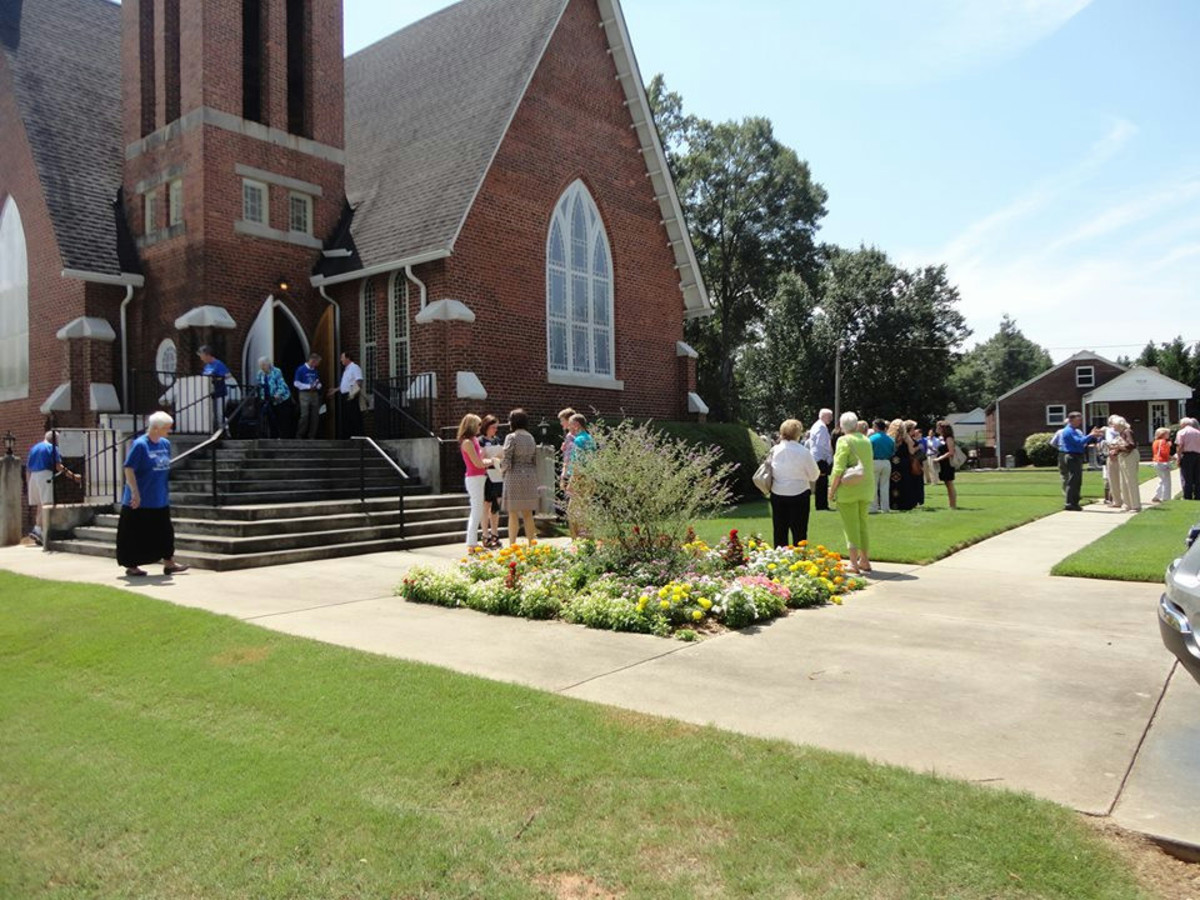 pendleton presbyterian church