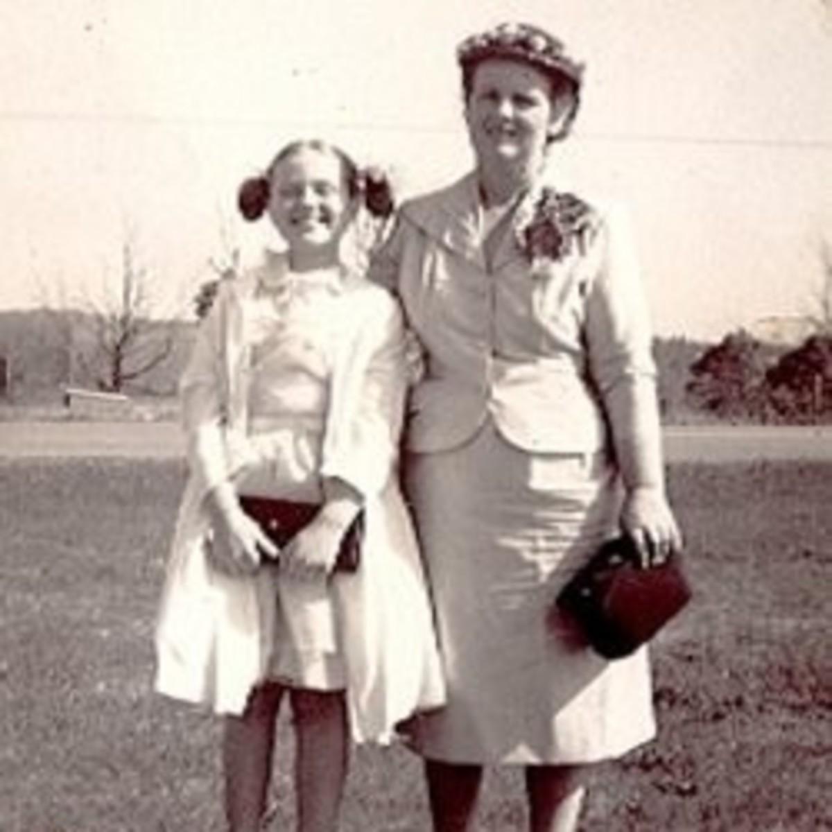 1956 Family Photo
