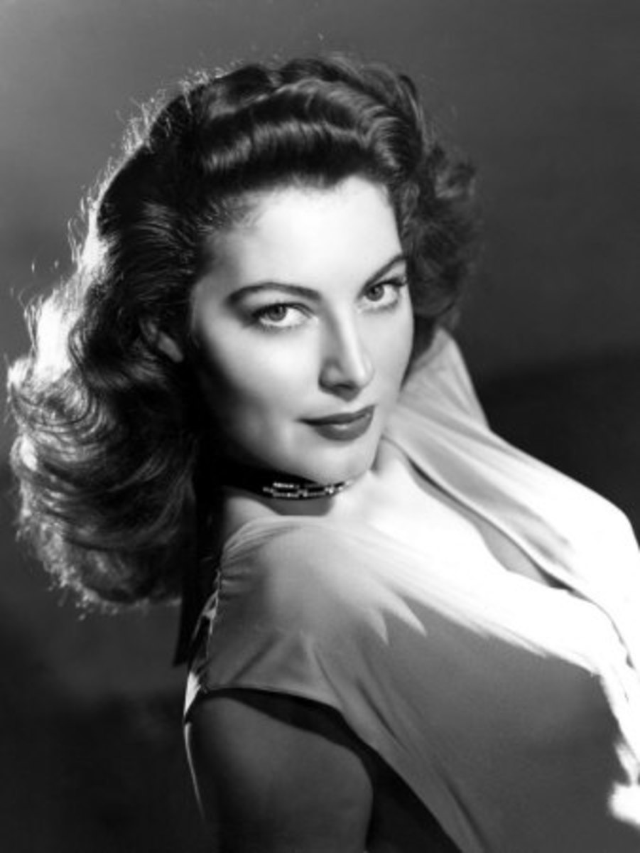 Ava Gardner, Hollywood Sex Goddess
