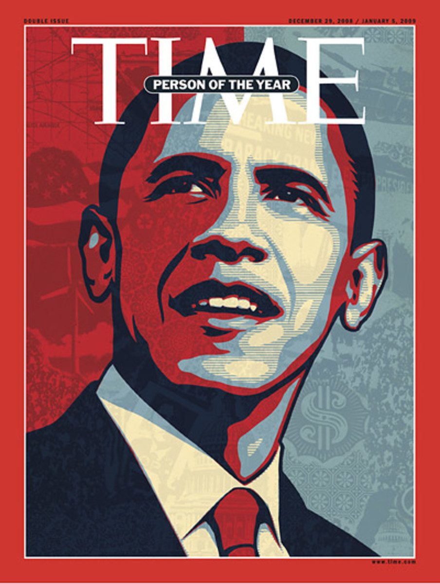 Time Magazine's Person of the Year 2008