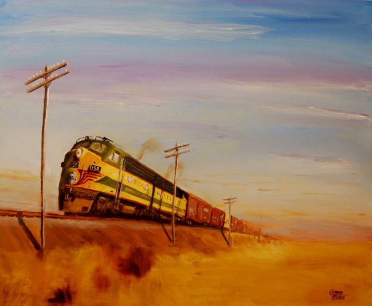 M & STL on the Prairie
