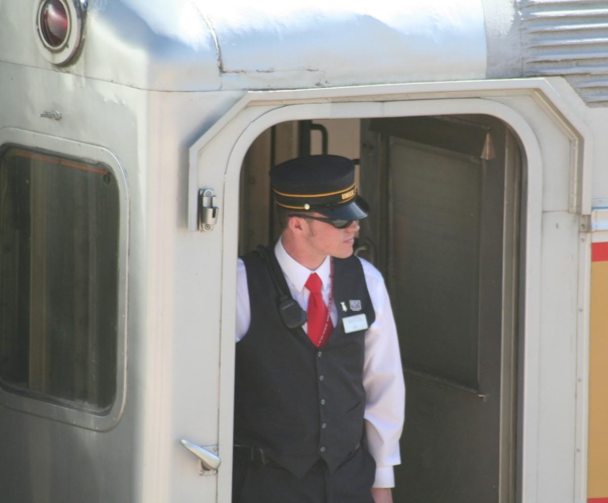 Grand Canyon Railroad, All Aboard
