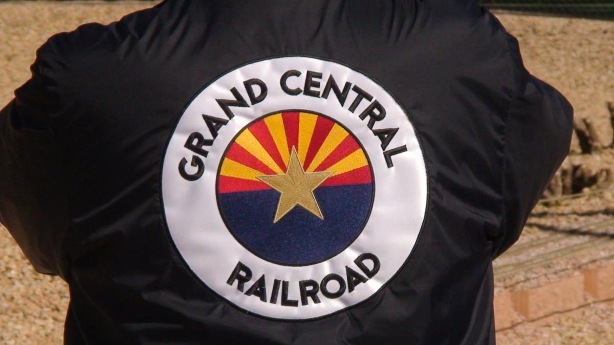 Grand Central Railroad LOGO