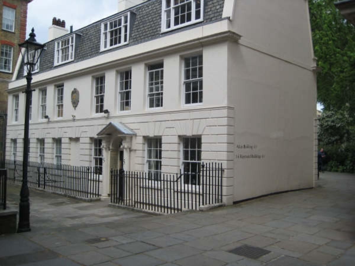 Gray's Inn, London (c) LondonGirl
