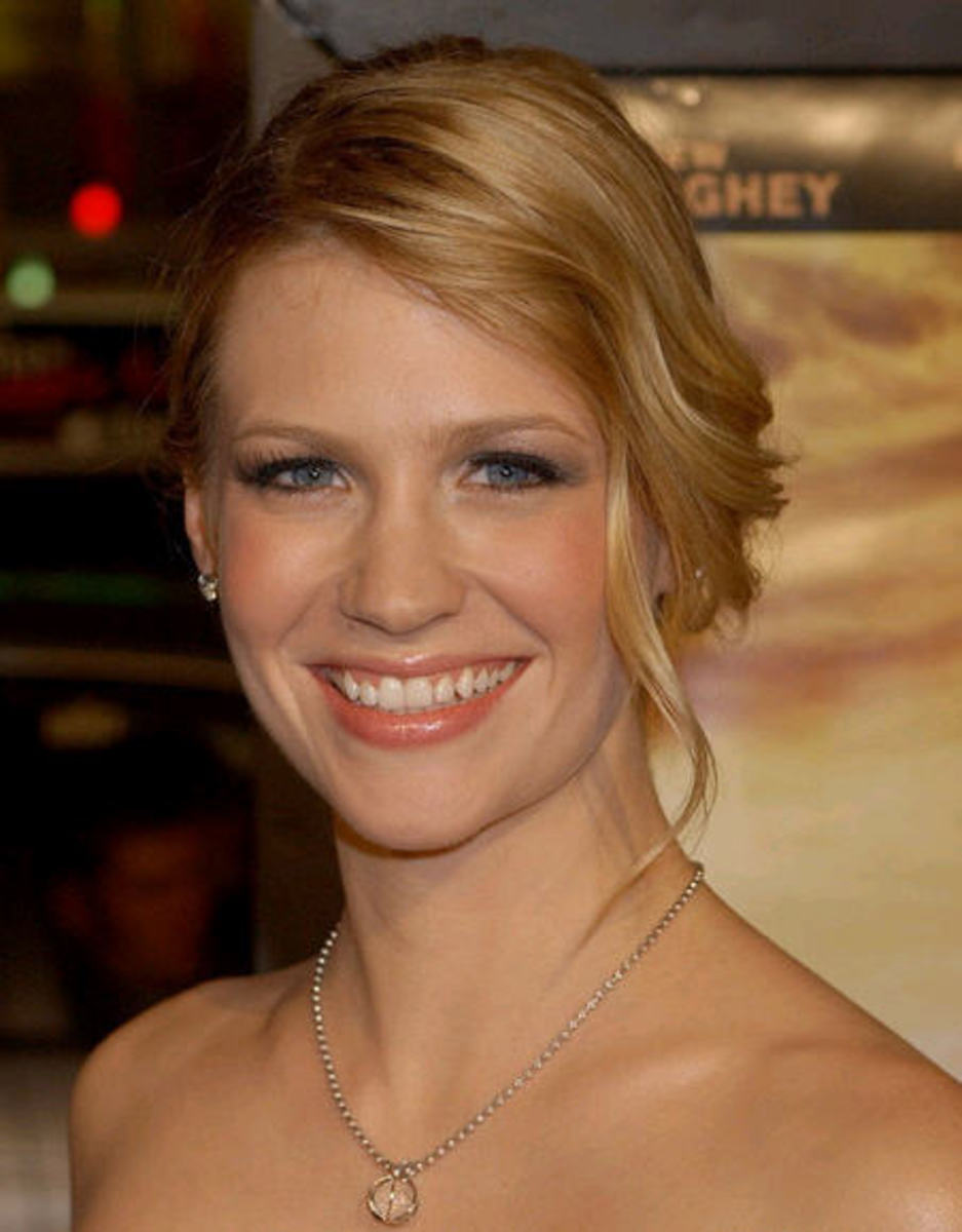 January Jones biography pic