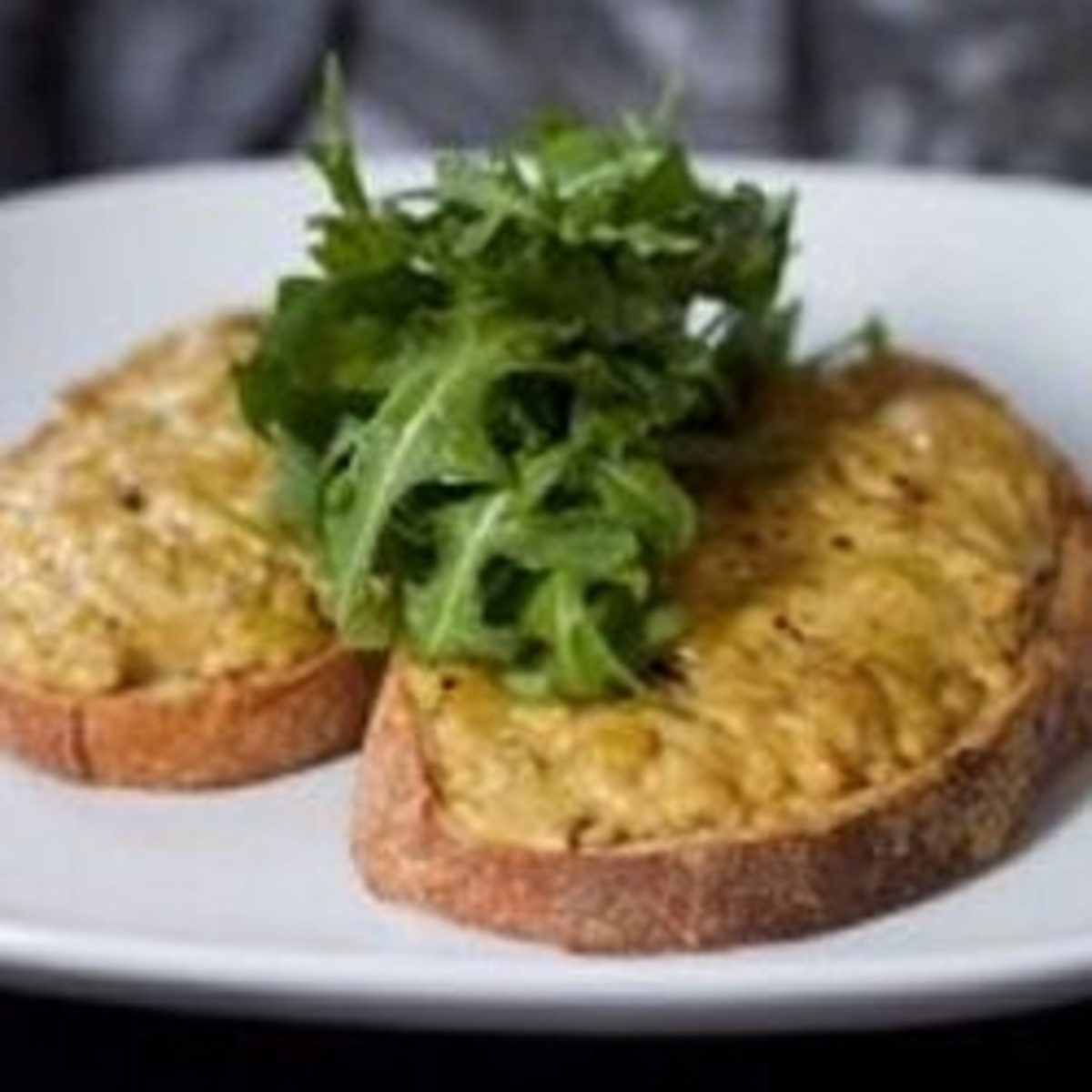 """Welsh Rarebit is often referred to as """"posh cheese on toast""""!"""