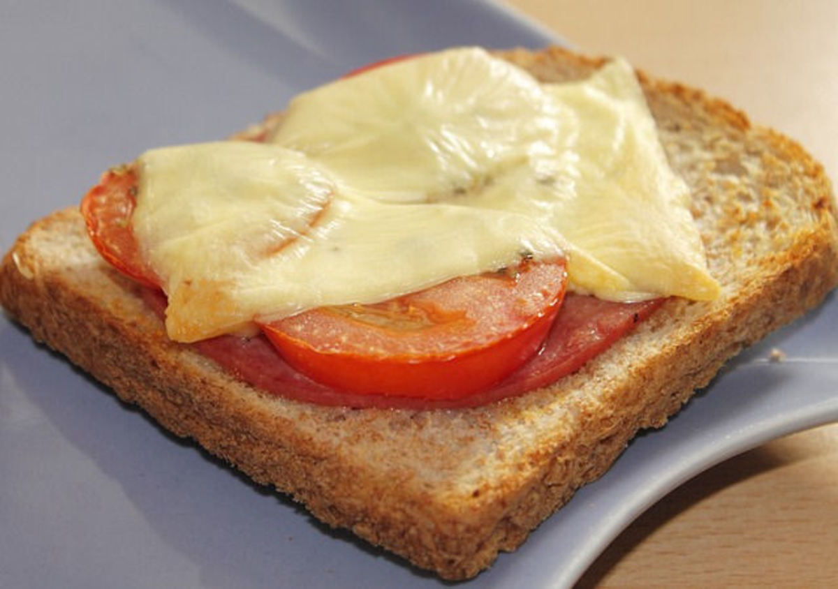 Cheese on toast - is it the same as Welsh Rarebit?